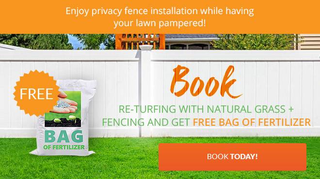 Book Our Great Gardening Services and Get a Free Bag of Fertilizer
