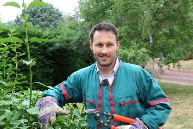 expert gardeners