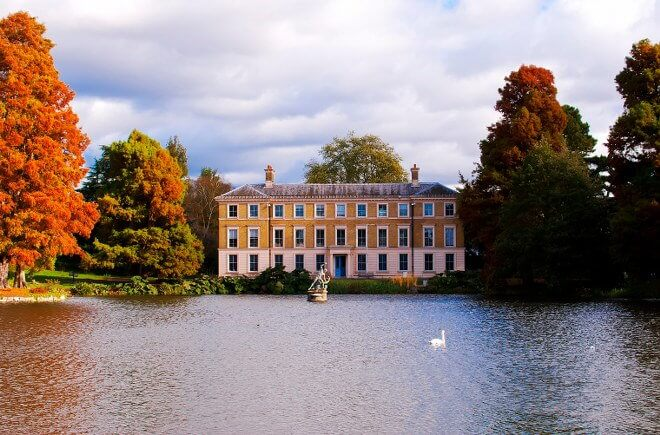The Kew Palace and Gardens-A True London Treasure