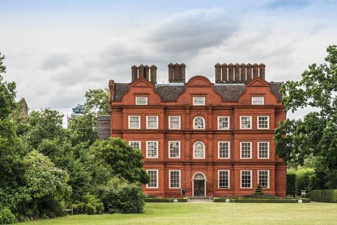 the Kew Palace
