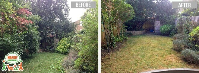 SE4 Lawn Care in Brockley