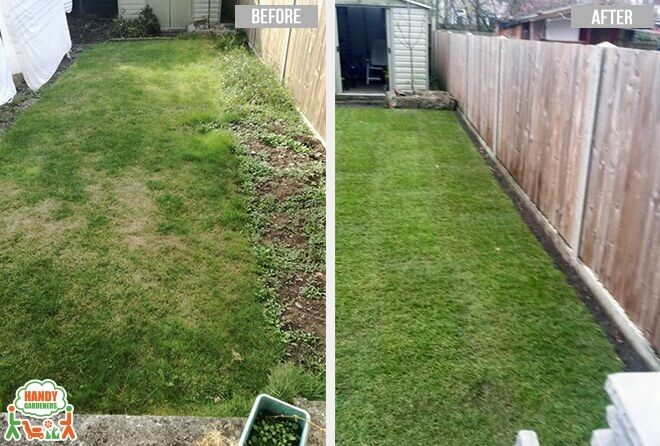 Landscaping Services in Canary Wharf