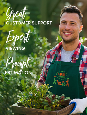Great Customer Support, Free Estimation, Free Viewing