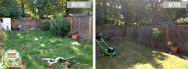 Gardening Services in Upper Walthamstow E17