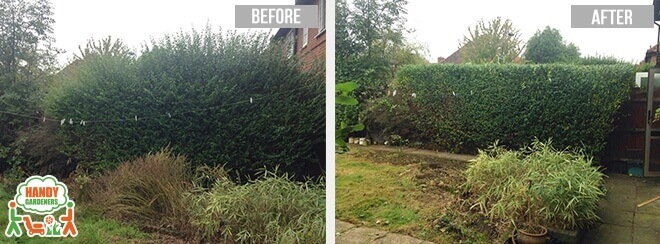 IG6 Lanscaping Services in Hainault