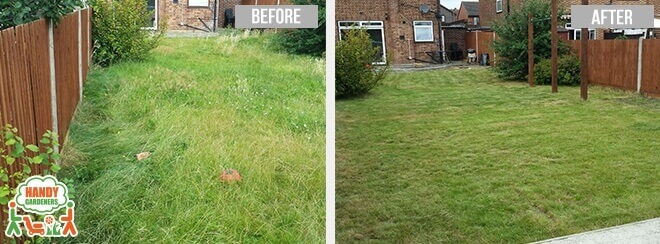 Lawn Care in Monken Hadley
