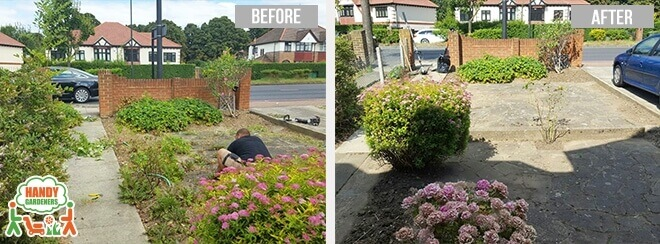 RM14 Gardening in North Ockendon